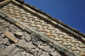 Pyramid relief