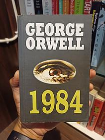 "Image of George Orwell's ""1984"""